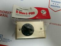Vintage Realistic Stereo 8 ohm L- Pad Sealed Japan New