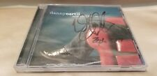 Danny Oertli CD Nothing Left to Prove Signed on Case