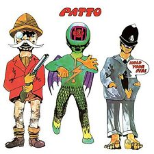 Patto - Hold Your Fire (Re-Mastered and Expanded Edition) [CD]