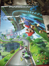 MARIOKART 8 A1 POSTER 91X61CMS NEW SEALED ROLL NO 111