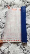 d-c-fix  Blue Backing Paper Sticky Back Plastic Glossy- Decorative