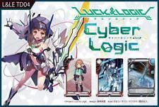 Luck & Logic TD04 Cyber Logic Trial Deck English