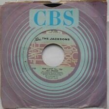 *THE JACKSONS (w/ MICHAEL) Shake your body /Don't stop...CANADA Hall of Fame 45