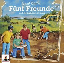 Fünf Freunde 122 Und der Großalarm in Kirrin