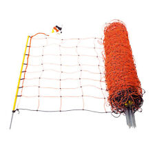 Gallagher Electric Fence Netting 50m For Sheep Goats Pigs And New Born Lambs