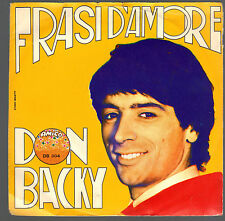 FRASI D'AMORE - L'ARCOBALENO # DON BACKY
