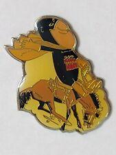 Vintage Budweiser Bud Beer Bud Man Rodeo Bucking Bronco Lapel Pin