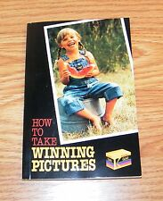 Kodak (E126 6709) 9-94 How To Take Winning Pictures by Jeff Wignall **READ**