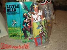 Lone Ranger -   LITTLE BEAR  OVP  - Gabriel Toys - Big Jim + Box