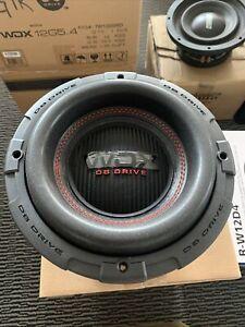 DB Drive WDX8g2.4 Subwoofer 1500 watts max 750 watts RMS new Free shipping