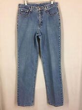 "Jitterbug Ranch Jeans Western Slimming 100% Cotton Women Size 11/12 Waist 33"""