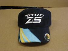New Nitro Z-9 tracker bass pro boat hat cloth NOS original SAMPLE rare cap vtg