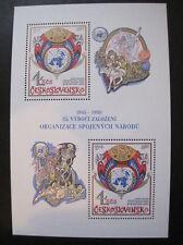 Tschechoslowakai,Ceskoslovensko MiNr. 2573 Block 41 postfrisch (B 979)