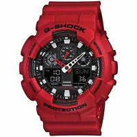 Casio Men's G-Shock Limited Edition X-Large Classic Series Watch GA100B-4A