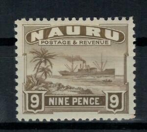 Nauru Scott 26 in MVLH Condition