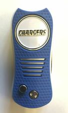 Los Angeles Chargers Switchblade Divot Tool W/ Golf Ball Marker NFL
