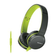 MDR-ZX660AP Smartphone-Capable Over-ear Headphones - Green - Sony