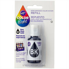 Color Right Performance Food Color Refill from Wilton - NEW