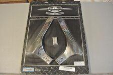 2005-2009 Suzuki VL1500 C90 Chrome Billet Backrest Mounts Brand New