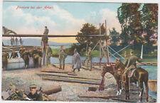 DG 66. Pirna 1917 ! Militär - Pioniere bei der Arbeit !