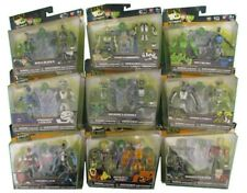 ** NEW BEN 10 Ultimate Alien * LOT of 9 - 18 Figures in all! *