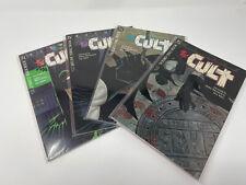 Batman: The Cult #1-4 UNREAD!!! 1st Prints, DC Comics NM SEE IMAGES