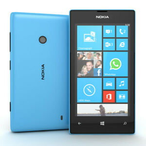 Nokia Lumia 520 8GB (Unlocked) Smartphone.Rogers,Fido,AT&T,Bell