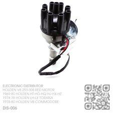 ELECTRONIC DISTRIBUTOR V8 253-308 RED [HOLDEN LH-LX TORANA SLR5000/A9X/L34]