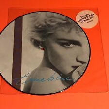 MADONNA True Blue UK PICTURE DISC 1986 RARE UNPLAYED