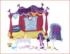 My Little Pony CANTERLOT HIGH SCHOOL DANCE Set - 20 Pcs + Twilight Sparkle Doll