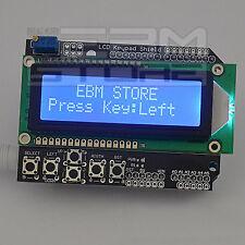Display Shield LCD 16x2 per ARDUINO + tastiera - ART. CR01