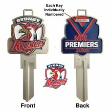 Sydney Roosters 2018 Premiership LIMITED EDITION House Key Blank-NOW IN STOCK