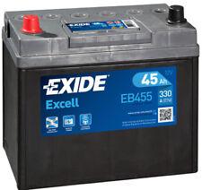EB455 3 Year Warranty Exide Battery 45AH 330CCA W043SE Type 455