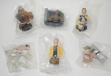 STAR WARS Mini Bust Ups Figure Collection Set Complete Set of 6 HEROES REBELLION
