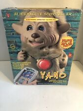 YANO INTERACTIVE STORYTELLER SAN FRANCISCO TOY MAKERS WITH REMOTE