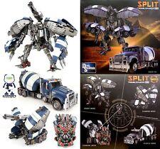 Transformers Masterpiece Movie Devil Saviour DS-01 Split / MP Mixmaster MISB