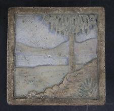Claycraft Scenic Tile California Vintage