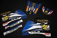 Yamaha TTR 125 2000-2007 Rockstar Flu MX Graphics Decals Kit Stickers