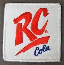 vintage RC COLA Hydroplane Race boat shirt patch b1