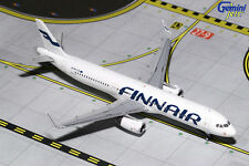 GEMINI JETS FINNAIR A321-200 (S) 1:400 DIE-CAST MODEL GJFIN1333 OH-LZL