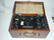 Antique Thwing Potentiometer Checking and Calibrating Set Patented 1933