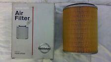 Genuine Nissan Terrano 2.7 TD (non TDI) Filtro aria 165460f000