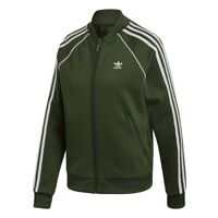 Adidas TRACK JACKET SST WOMAN DH3166 Verde Oliva mod. DH3166