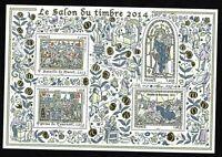 Bloc Feuillet 2014 N°135 Timbres France Neufs - Le Salon du Timbre 2014