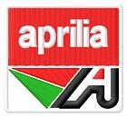 Aprilia Parche bordado iron-on patch