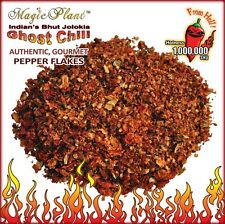 Crushed Ghost Pepper / Dried Ghost Chili Flakes - Quality Guaranteed 1lb