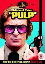 Pulp (1972) Michael Caine, Mickey Rooney, Lizabeth Scott - NEW DVD - Region 4