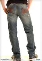 Jeans Uomo Ragazzo Pantaloni BRAY STEVE ALAN P220-A059 Tg 28 29 veste +