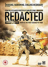 Redacted (DVD, 2008)