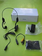 Tacktical HeadSet Color Spy Camera CCTV 450 TVL ER-14NCK